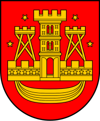 Wappen Klaipeda