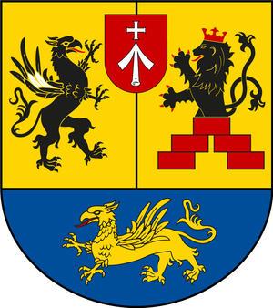 Wappen des Landkeises Vorpommern-Rügen