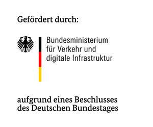 Logo Bundesministerium f. Verkehr und Digitale Infrastruktur