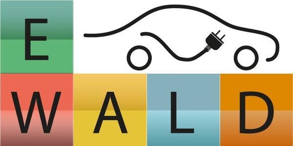 Externer Link: E-WALD-Logo