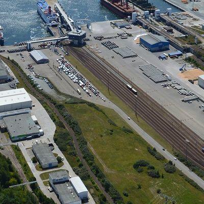 Hafen Sassnitz/Mukran (c) Mukran Port