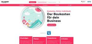 Startseite - GRÜNDER Plattform-2