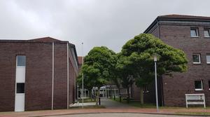 Verwaltungsgebäude Bergen auf Rügen